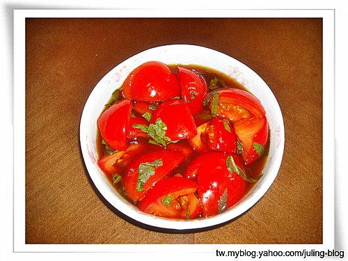 日式醃蕃茄