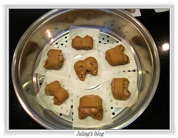 香蔥豬爪捲做法15