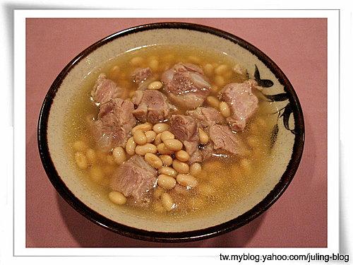 黃豆排骨湯