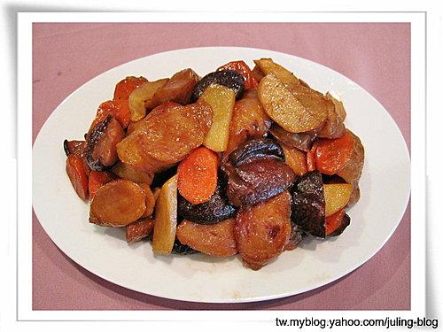 自製麵腸&紅燒麵腸