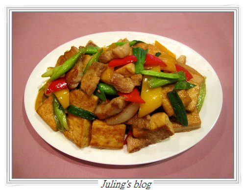 醬燒老豆腐