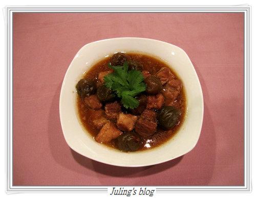 紫蘇梅燒肉