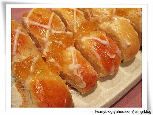 雙味果醬麵包