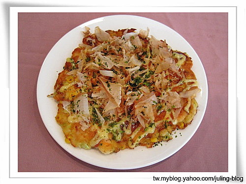 土司什錦煎餅(土司邊變日式點心)