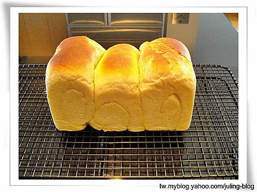 卡士達牛奶土司