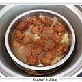 排骨酥白菜煲做法8