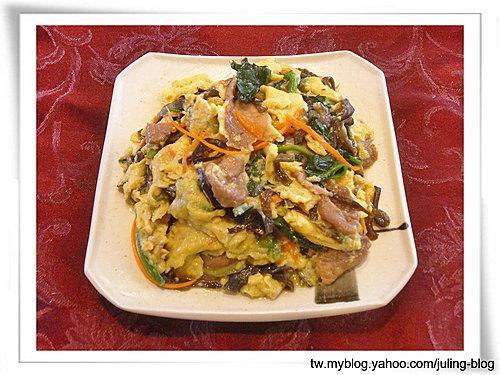木須滑蛋肉