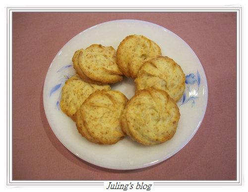 胚芽奶酥餅乾