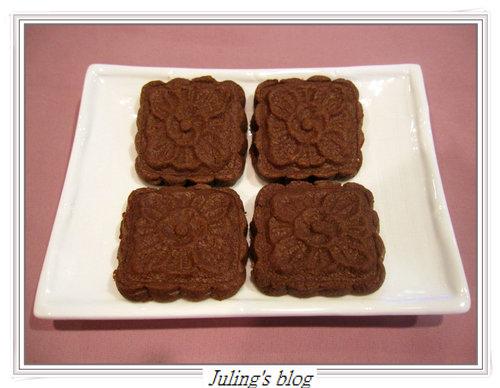 香濃巧克力餅乾
