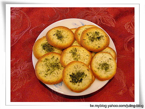 海苔奶油餅乾
