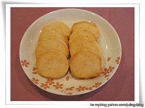 起司杏仁小西餅