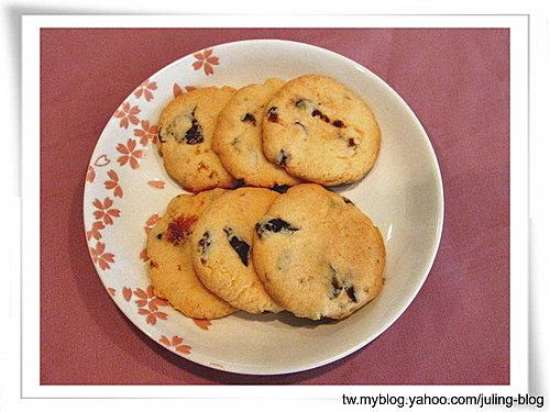 紫蘇梅餅乾