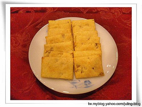 酥脆地瓜餅乾