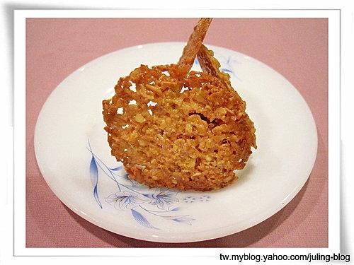 蜂蜜蕾絲餅乾