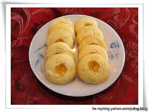 檸檬小西餅