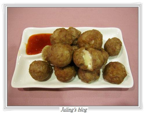 起司牛肉丸(兩吃)