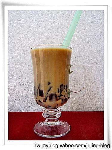 珍珠奶茶(自製珍珠)