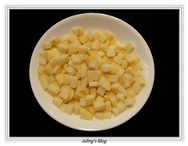 咖哩麵包做法1