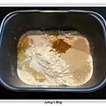 咖哩麵包做法7