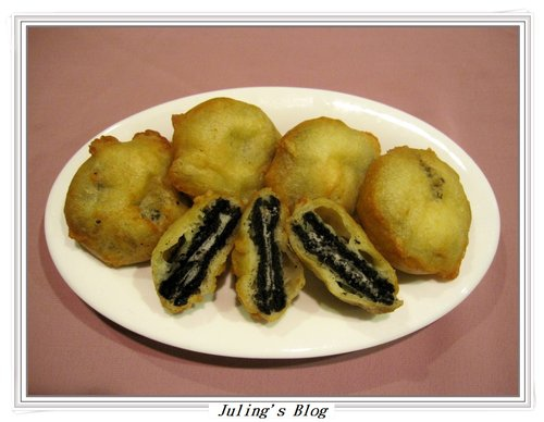 Deep Fried Oreos(炸 Oreos)