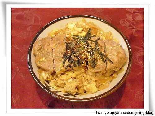 日式豬排飯