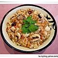 菇菇糙米粥