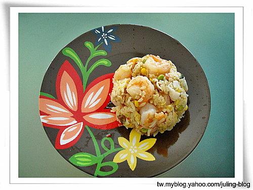 糙米什錦炒飯