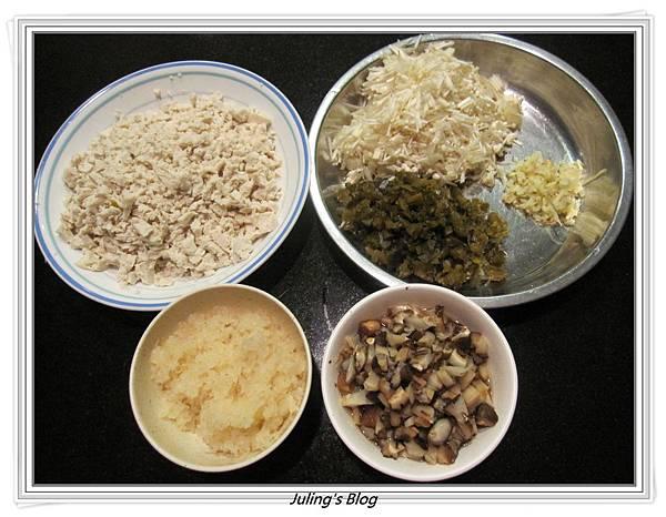 香菇素肉燥做法2