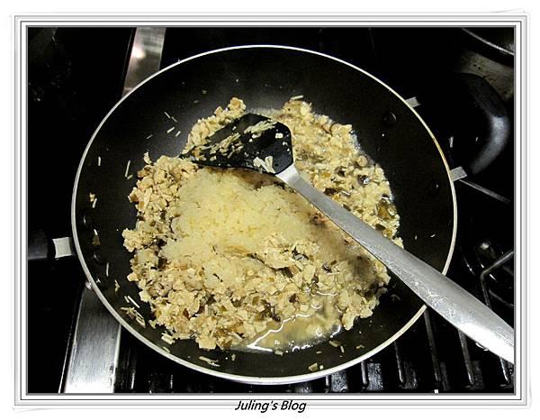 香菇素肉燥做法6