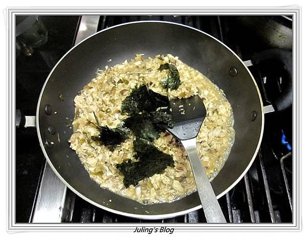香菇素肉燥做法7