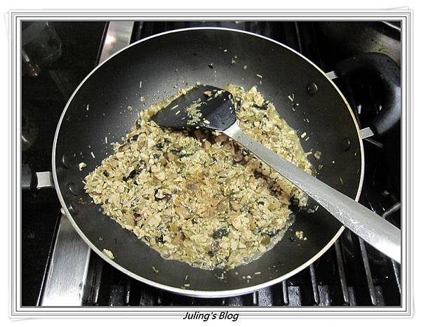 香菇素肉燥做法8