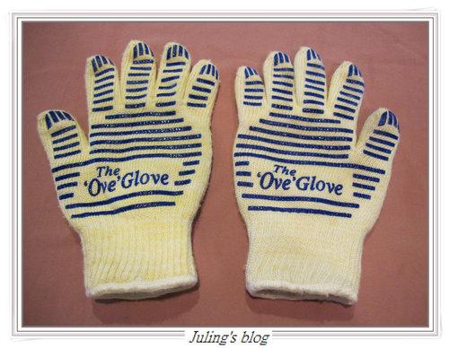 耐熱手套 1