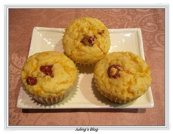 熱狗玉米蛋糕1