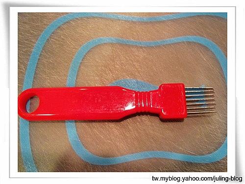 蔥切絲刀 1