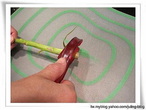 蘆筍削皮刀 3