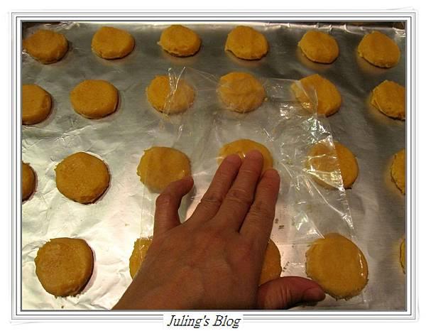 Jell-o乳酪餅乾做法6