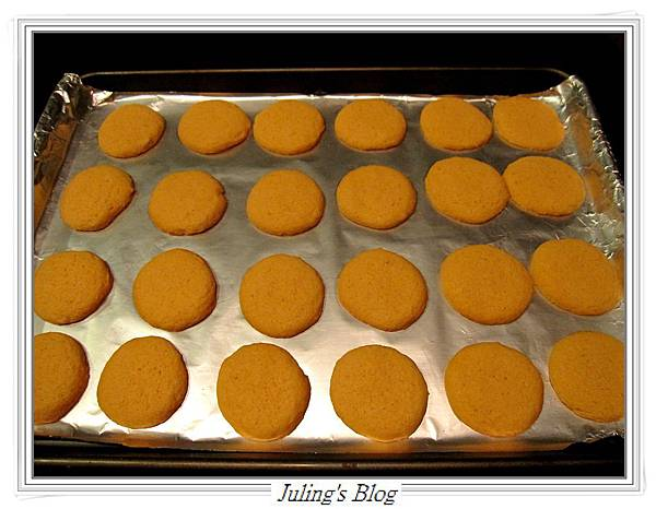 Jell-o乳酪餅乾做法7