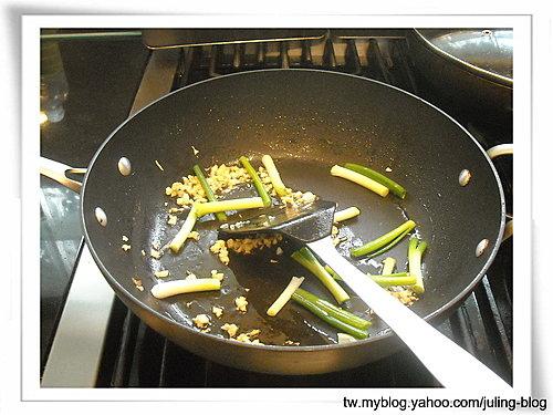 韓式泡菜炒年糕9