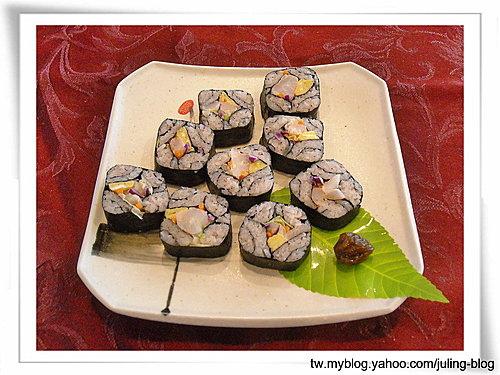 梅香鮮蝦壽司