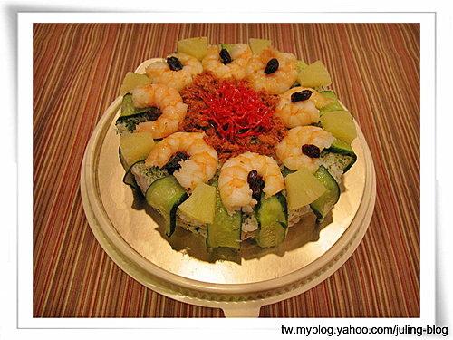 壽司蛋糕12