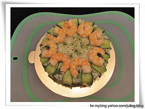 壽司蛋糕11
