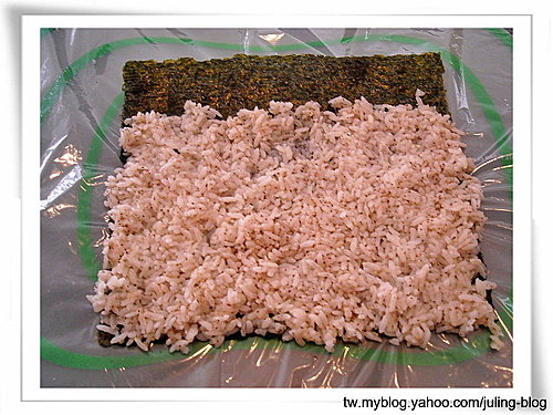 梅香鮮蝦壽司3
