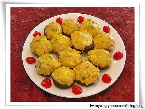 香烤鮪魚鮮菇盒