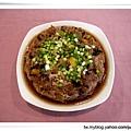 梅乾菜心肉5