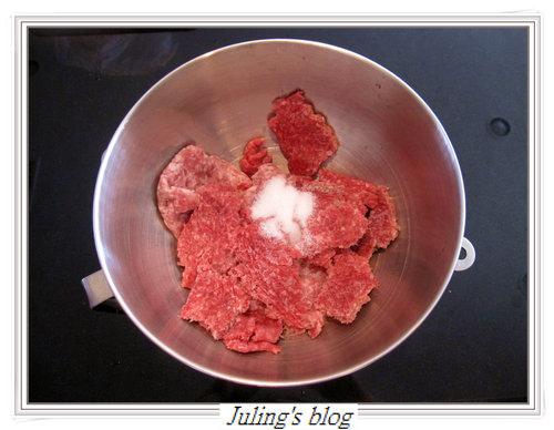 自製牛肉丸1