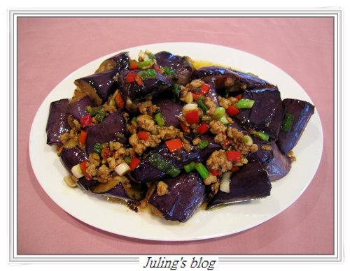 豆豉燒紫茄