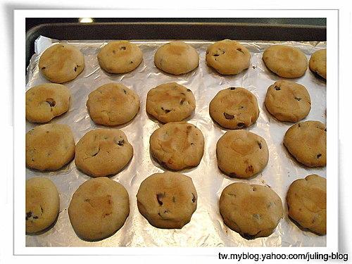 酥脆巧克力豆餅乾 6