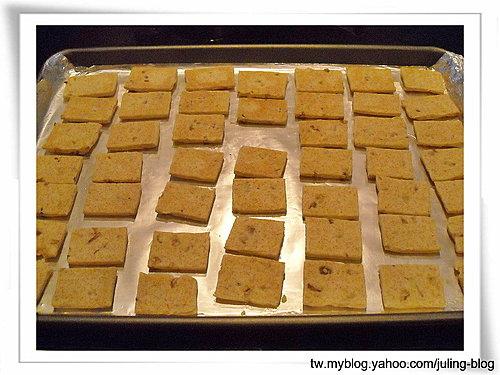 酥脆地瓜餅乾9