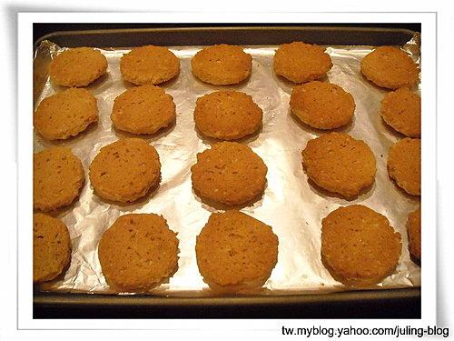 花生燕麥餅乾7