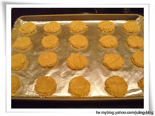 花生燕麥餅乾6